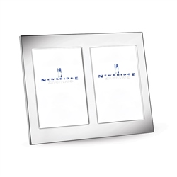 Double Frame 4x6 by Newbridge Silverware