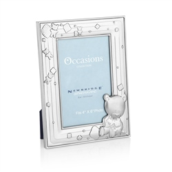 Newbridge Silverware Teddy Bear Baby Frame 4x6inch