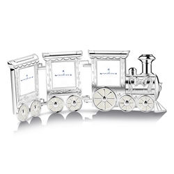Newbridge Silverware Train Photo Frame