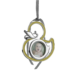 Newbridge Silverware SP Mini Duck hanging decoration