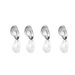 Newbridge Silverware Kings Napkin Ring set of 4