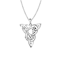 Newbridge Silverware Celtic Pendant