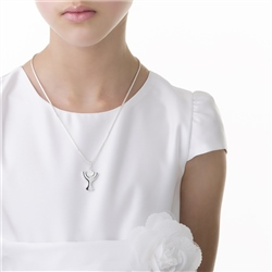First Communion Chalice Pendant