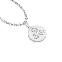 Kells Small Pendant by Newbridge Silverware