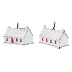 Newbridge Silverware Thatched Cottage Keepsake