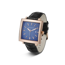Newbridge Silverware Mens Watch Square Face