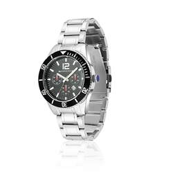 Newbridge Silverware Mens Watch Steel Band