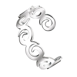 Newbridge Silverware Orca Bangle