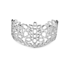 Silverplate Bangle
