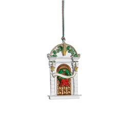 Newbridge Silverware Christmas Door Hanging Decoration