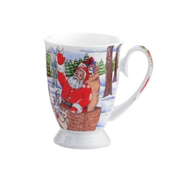 Newbridge Silverware Christmas Mug
