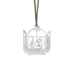 Newbridge Silverware Christmas Window Hanging Decoration