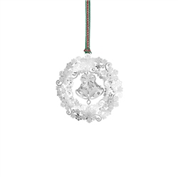 Christmas Wreath with Bells by Newbridge Silverware