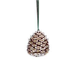 Newbridge Silverware Cone Hanging Decoration