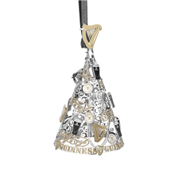 Newbridge Silverware Guinness Christmas Tree Decoration