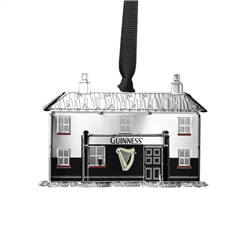 Newbridge Silverware Guinness Pub Decoration
