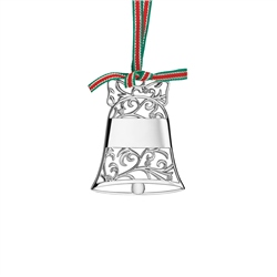 Newbridge Silverware Silverplate Bell Christmas Decor
