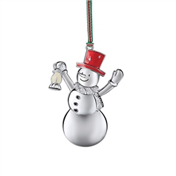Newbridge Silverware Snowman Decoration