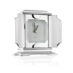 Newbridge Silverware Carriage Clock