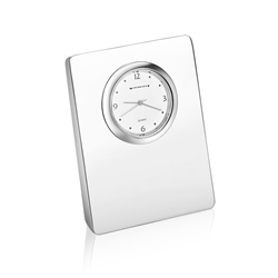 Newbridge Silverware Desktop Clock