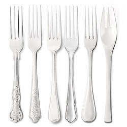 Newbridge Silverware EPNS Table Forks