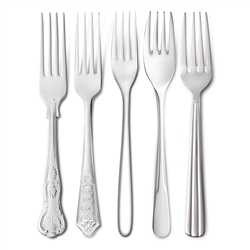 Stainless Steel Table Forks