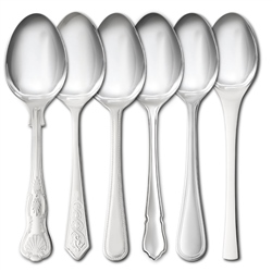 Newbridge Silverware EPNS Table Spoons