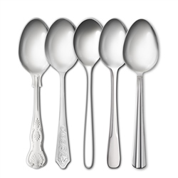 Stainless Steel Tea Spoons