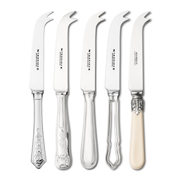 Newbridge Silverware EPNS Cheese Knife