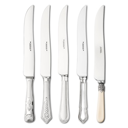 EPNS Carving Knives by Newbridge Silverware