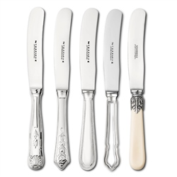Newbridge Silverware EPNS Butter Knives