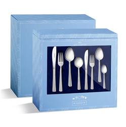 Stainless Steel 44 Piece Gift Pack (Option: Kings)