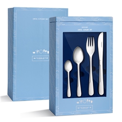 Stainless Steel 24 Piece Gift Pack (Option: Kildare)