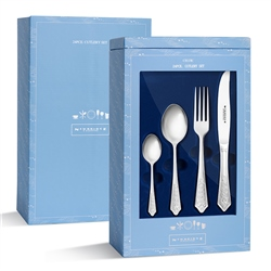 Stainless Steel 24 Piece Gift Pack (Option: Celtic)
