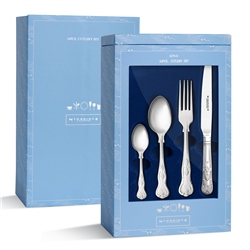 Newbridge Silverware Stainless Steel 24 Piece Gift Pack