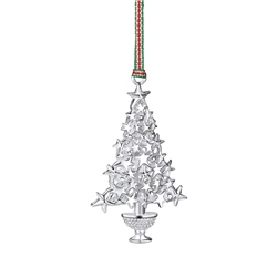 Newbridge Silverware Christmas Tree Hanging Decoration