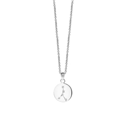 Newbridge Silverware Zodiac pendant Cancer