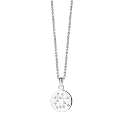 Zodiac pendant Gemini by Newbridge Silverware