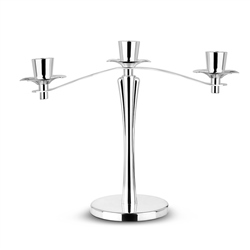 Newbridge Silverware Silverplated Candelabra 3 Lights