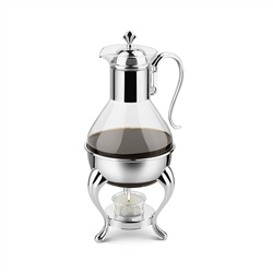 Silver Plated Coffee Warmer