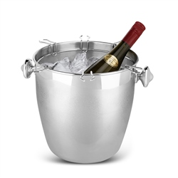 Stainless Steel Champagne Bucket by Newbridge Silverware