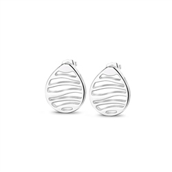 Newbridge Silverware Orca earrings