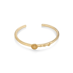 Newbridge Silverware Sun Moon & Stars Bangle