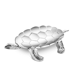 Newbridge Silverware Turtle Dish
