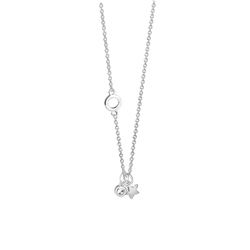 Buttercup Star pendant by Newbridge Silverware