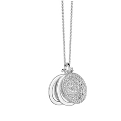 Triple Pendant Locket