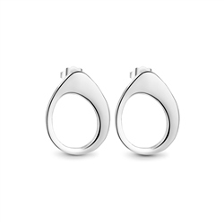 Newbridge Silverware Dew Drop Earrings