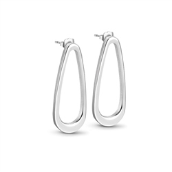Newbridge Silverware Dew Drop Long Earrings