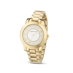 Newbridge Silverware Ladies Gold Plated Watch