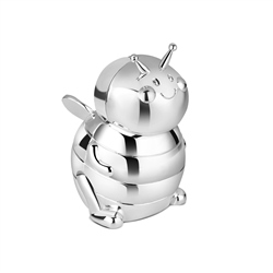 Newbridge Silverware Bumble Bee Money Bank